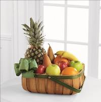 Thoughtful Gesture Fruit Basket by US Funeral Flowers