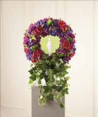 Faith & Understanding Wreath by US Funeral Flowers
