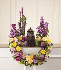 Garden of Grace Arrangement by US Funeral Flowers