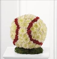 All-American Tribute Baseball by US Funeral Flowers