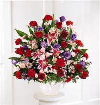 Eternal Solace™ Arrangement by US Funeral Flowers