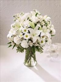Angel Wings™ Arrangement by US Funeral Flowers