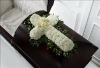 The FTD® Peaceful Memories™ Casket Spray by US Funeral Flowers