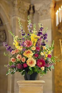 Classic Sympathy Arrangement by US Funeral Flowers