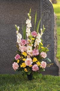 Cemetery Cone by US Funeral Flowers