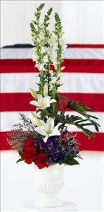 American Arrangement by US Funeral Flowers