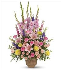Ever Upward Bouquet by Teleflora by US Funeral Flowers