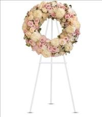 Peace Eternal Wreath by US Funeral Flowers