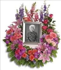 In Memoriam Wreath by US Funeral Flowers