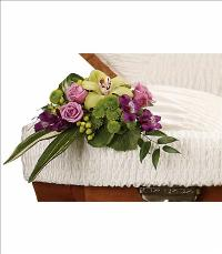 Dearest One Casket Insert by US Funeral Flowers
