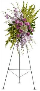 Heavenly Sentiments Spray by US Funeral Flowers