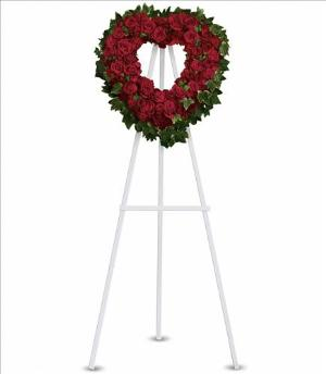 Blessed Heart by US Funeral Flowers